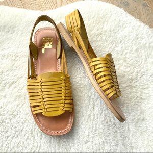 Dirty Laundry Charisma Huarache Sandals